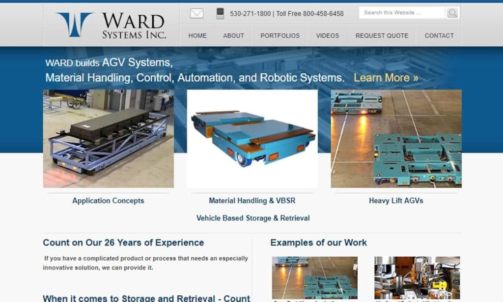 Ward Systems, Inc.