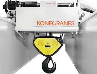 Konecranes overhead cranes – Konecranes, Inc.